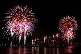 Greenup Fireworks